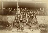 Aged Brotherhood, Cushings Island, 1886