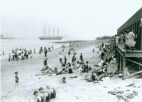 East End Beach, Portland, 1921