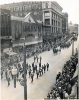 Chandler's Band, Portland, 1946