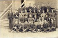 1896 Class, Butler School, Portland
