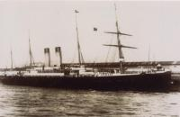 Germanic, White Star Line, ca. 1885