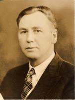 Henry Anderson, New Sweden, ca. 1935