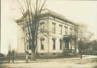 Longfellow School, Stevens Avenue, Portland, ca. 1913