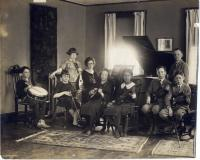 West School orchestra, Portland, ca. 1925