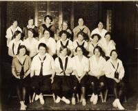 Business class, Portland YWCA, ca. 1935