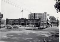 Forest City Chevrolet, Portland, 1960