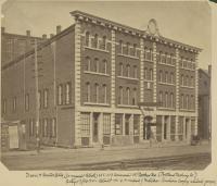 Commercial Block, Portland, ca. 1900