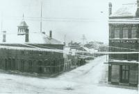 Fire Barn, Portland, ca. 1900
