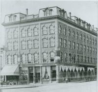 Union Mutual Life Insurance building, Portland, ca. 1890