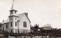 Oscar Frederick Lutheran Church, Stockholm, ca. 1920