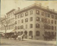 City Hotel, Portland, 1888
