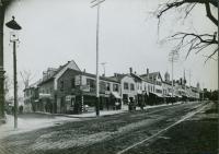 Huckster's Row, Portland, ca. 1900