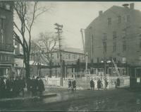 Building construction, Portland, 1923