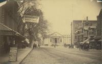 Old City Hall, Portland, ca. 1888