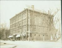 Farrington Block, Portland, ca. 1900