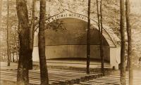 W.W. Thomas Memorial Music Bowl, New Sweden, 1938