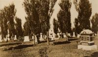Capitol Hill Cemetery, New Sweden, 1938