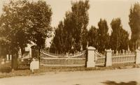 Capital Hill Cemetery, New Sweden,  ca. 1938