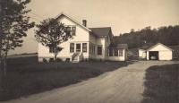 E.O. Hedman residence, ca. 1938