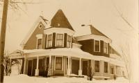 Trone residence, New Sweden, ca. 1938