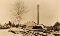 Ringdall Mill, New Sweden, 1938