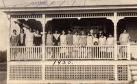 New Sweden Grange, 1930
