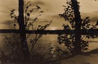 Sunset at Madawaska Lake