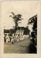 Ku Klux Klan, Hodgdon, ca. 1924
