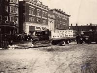 3 ton REO truck, Houlton, ca. 1935