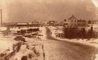 Ullrich Store, New Sweden, ca. 1920