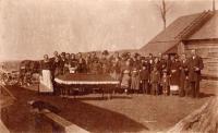 Brigger Funeral, Stockholm, c. 1900