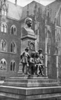 Julius Otto statue, Dresden, Germany