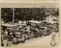 Stanley Steamer rally, Rangeley, 1984