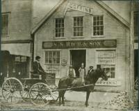 S.S. Rich & Son, Portland, ca. 1867