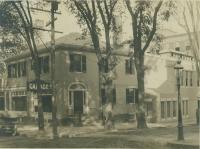 F. O. Bailey garage, Portland, ca. 1910