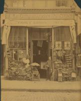 I. D. Cushman store, Portland, ca. 1885
