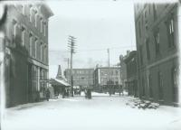 Milk Street, Portland, 1901