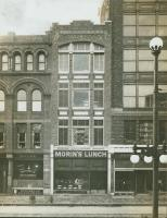 Monument Square buildings, Portland, 1913