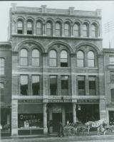 Choate Block, Portland, 1892