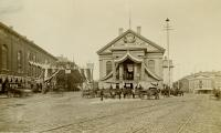 Old City Hall, Portland, ca. 1885