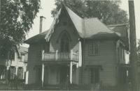 Gothic House, Portland, ca. 1920