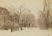State Street, Portland, 1886