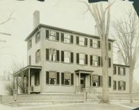 Luther Dana house, Portland, ca. 1920