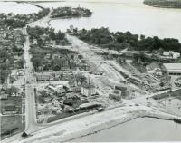 East Deering Bypass, Portland, 1953