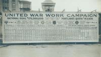 United War Work Campaign, Portland, ca. 1918