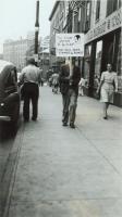 War Stamps 'protester,' Portland, 1942