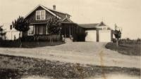 Frank Anderson home, Woodland, ca. 1922