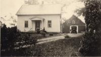 James G. Johnson home, Woodland, ca. 1922