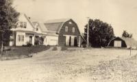 Oscar M. Johnson farm, Woodland, ca. 1922