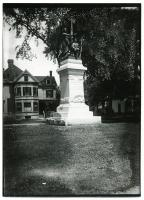 Soldier's Monument, Eastman Park, Saco, ca. 1910